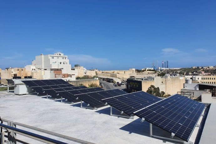 Aleo Solar Panels