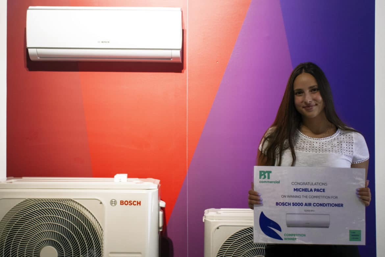 Bosch Climate 5000 Winner
